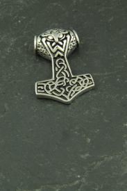 Kleiner Hammer des Thor, Wikinger Edelstahlschmuck für Halsketten