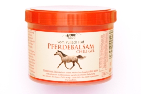 Pferdebalsam Chili Gel 500ml.